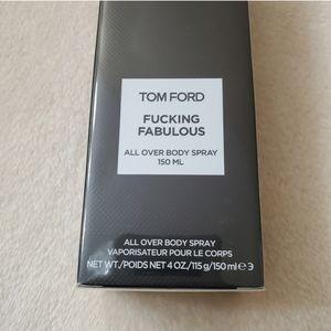 Tom Ford F***ing Fabulous
